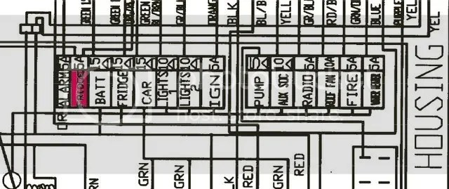 Caravan Wiring Diagram Photo Album Wire Diagram Images Inspirations