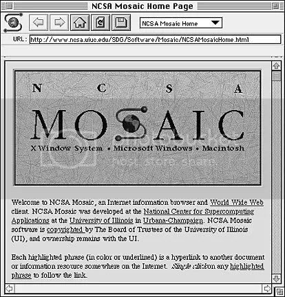 Browser Mosaic