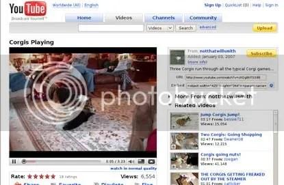 Video berkualitas tinggi di Ubuntu Intrepid Ibex