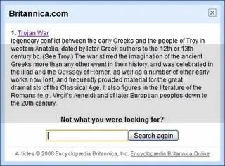 Ensiklopedia di Google Docs