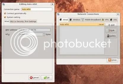 Network manager baru Ubuntu