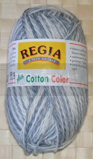 1 x 50 g regia 4-fädig plus cotton color - farbe 86