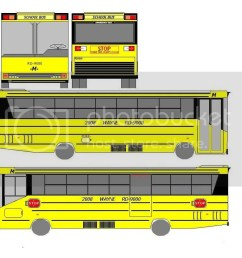 i could never draw anything that good on paint as jjf221fe s cartoon fs65 bus i like that bb vision be it would be a nice alternative  [ 1024 x 813 Pixel ]