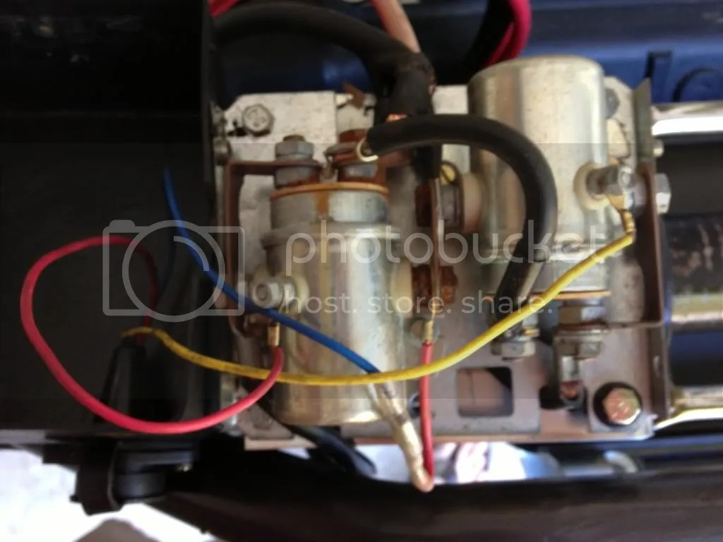 ramsey winch solenoid wiring diagram australian 7 pin trailer rep 8000 free engine