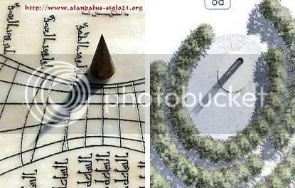 Sundial composite