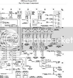 wiring diagram for 1993 isuzu fsr [ 960 x 827 Pixel ]