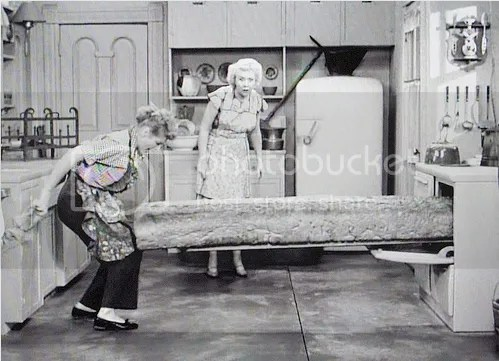 i love lucy bread baking episode Pictures, Images and Photos