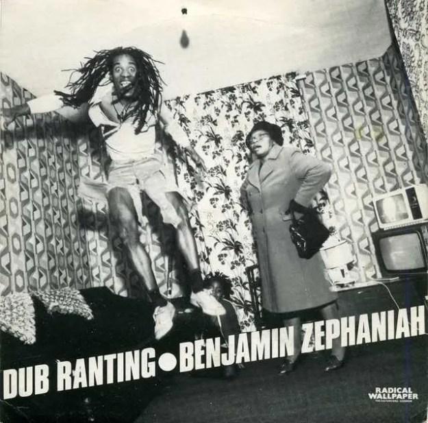 Benjamin Zephaniah  U2013 Radical Wallpaper Records  U2013 1982