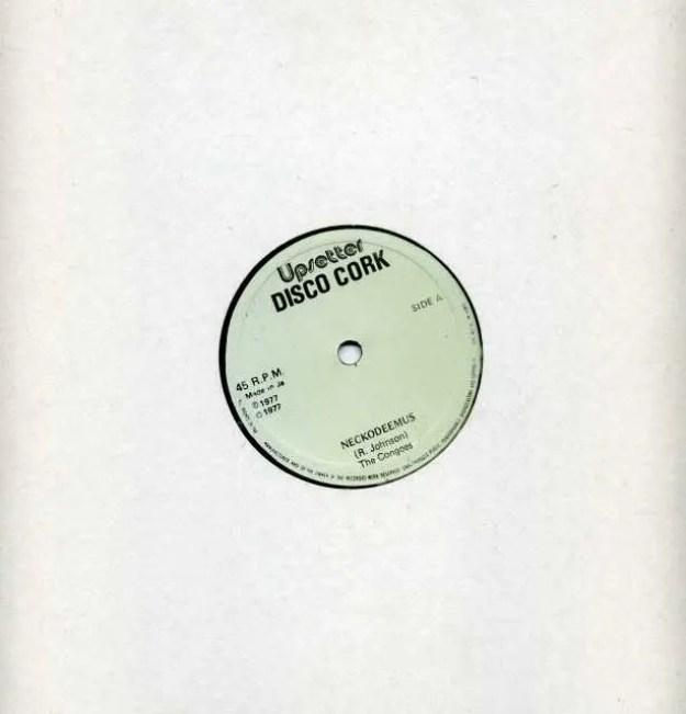 The Congos Upsetter Disco Cork 1977 Kill Your Pet Puppy