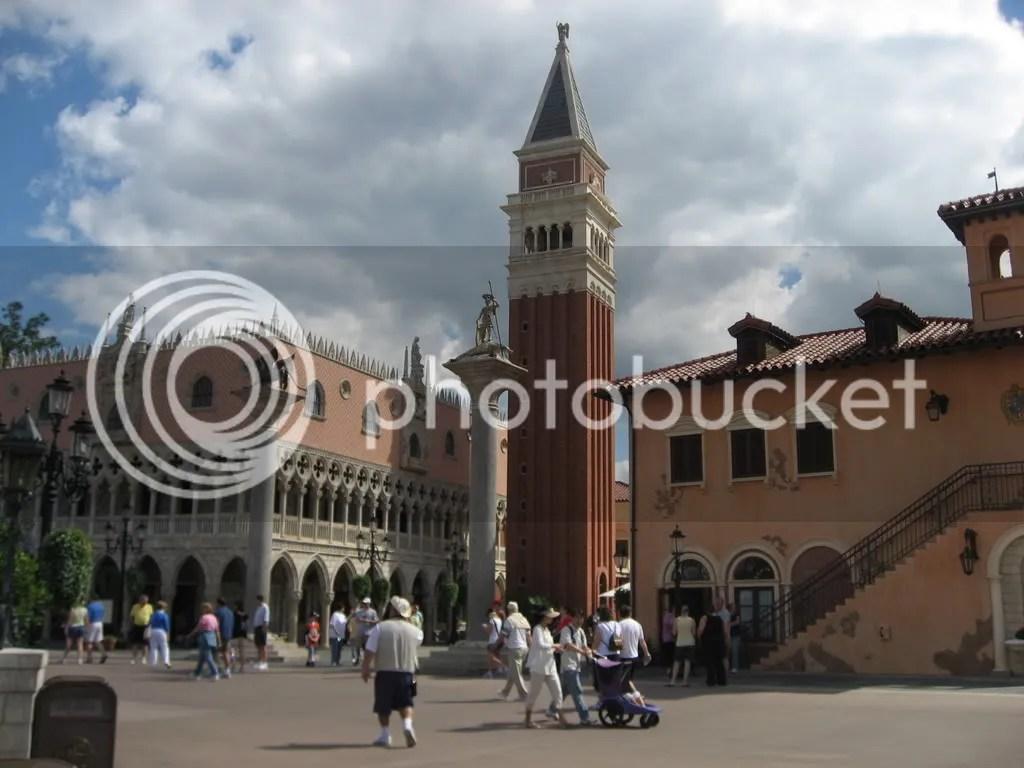 Venice at Epcot