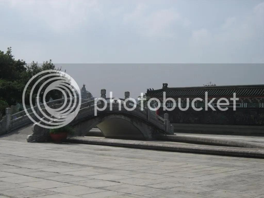 Outside Confucius Temple