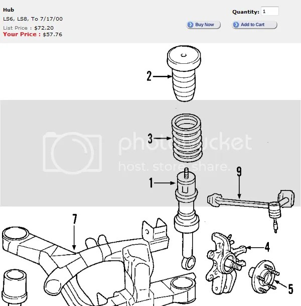 2000 Lincoln Ls Rear Suspension Diagram, 2000, Free Engine