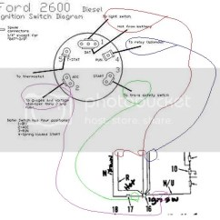 Ford 2n Wiring Diagram Iron Cementite Phase 4600 Diagram? - Forum Yesterday's Tractors
