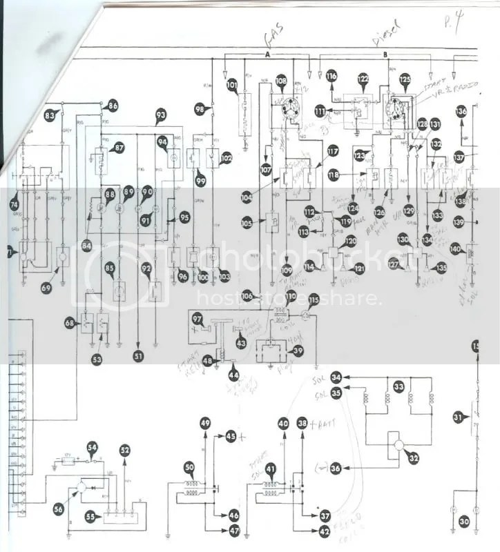 Wiring Harness Diagram For 4610 Ford Tractor