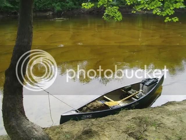 Saco River Canoe Trip