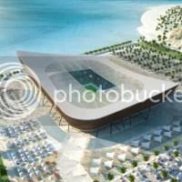 Catar divulga projetos de estádios ecológicos para a Copa do Mundo de 2022
