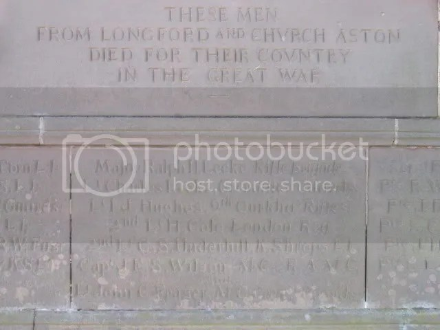 Longford and Church Aston