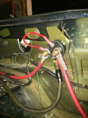 Solve the battery disconnect switch wiring dilema once and for all!  Page 3  Ford Mustang