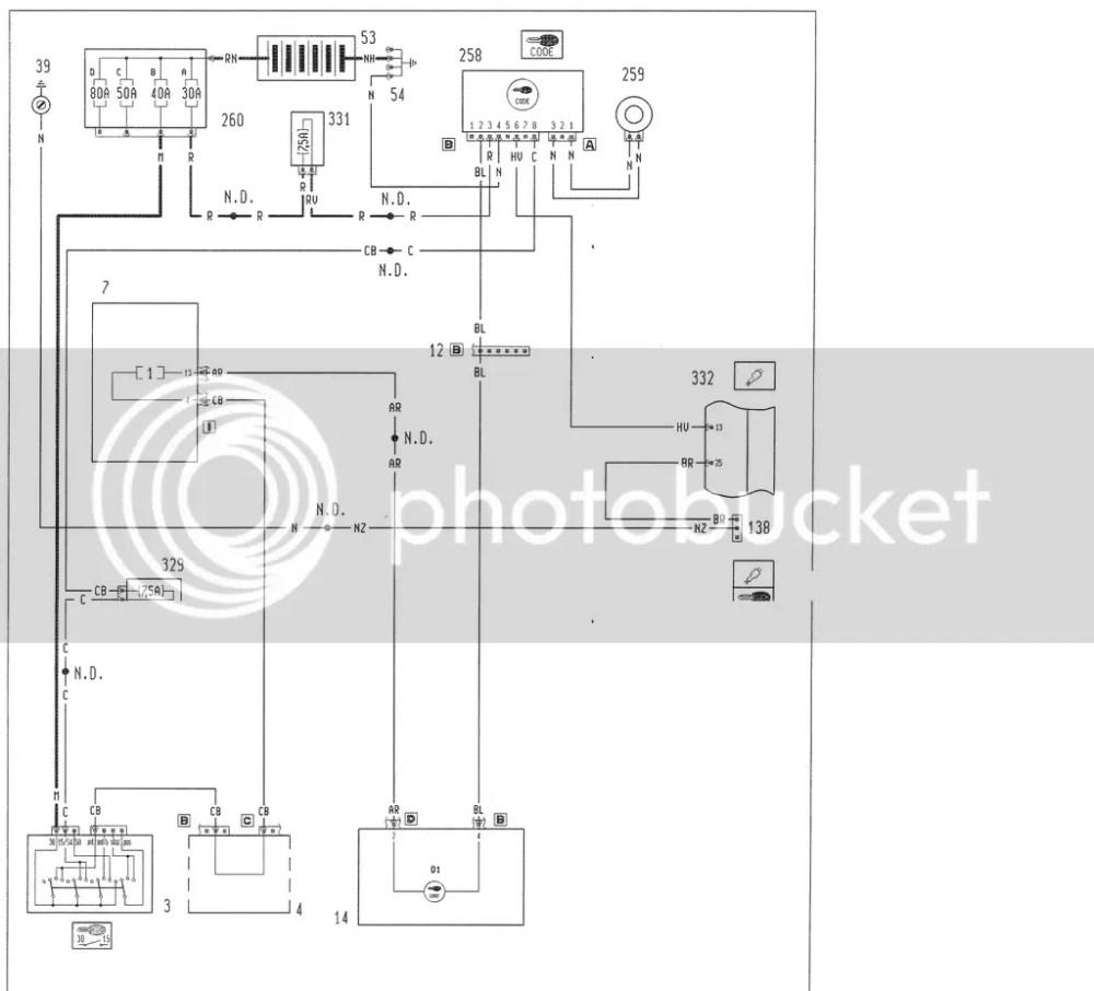 medium resolution of technical suspect fuel pump failure on this 1999 s 60 the fiat forum fuel pump relay wiring diagram fiat fuel pump diagram