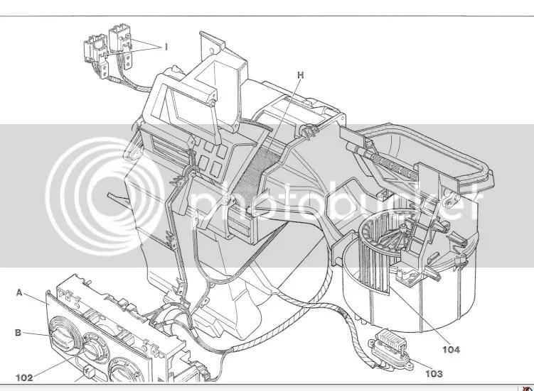 Fiat Panda Wiring Diagram