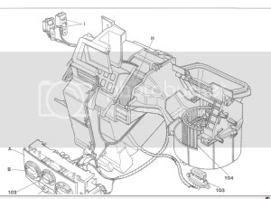 Technical: Help Needed How do you remove and replace the Heater Matrix in a Mk1 Punto  The
