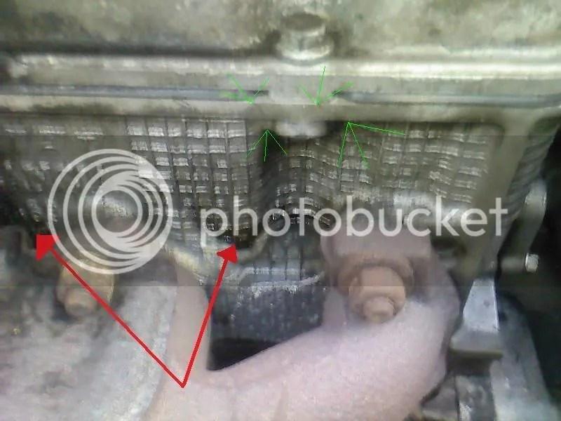 Technical Oil Leak Rocker gasket or head gasket