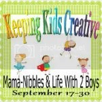 Keeping Kids Creative