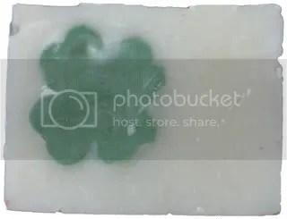 Green Clover Soap