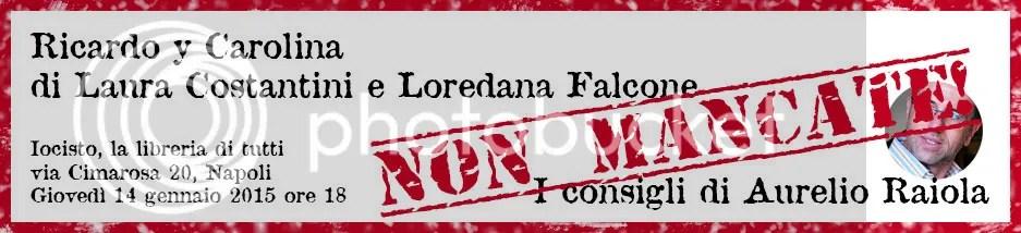 RIcardo y Carolina da Iocisto il 14 gennaio, un appuntamento da non perdere!