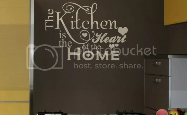 Vinyl Wall Lettering Home Decor Quotes Words Art Decals Ebay