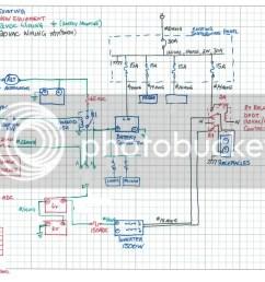 rv power solar alternator and shore power charging [ 1024 x 819 Pixel ]