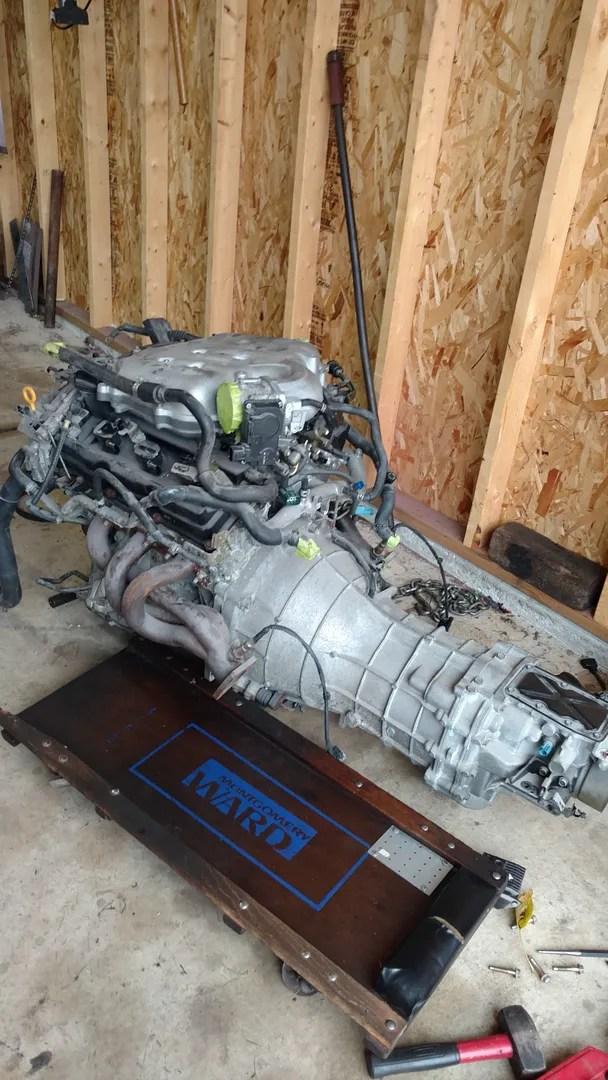 91 240sx S13 Ka24de Engine Wiring Vq35 Swap Into A S13 92 240sx Nissan Forum Nissan Forums