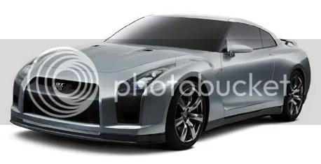 Skyline GT-R Concept
