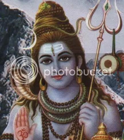 hindu myth shiva