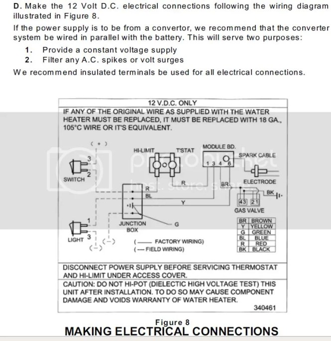 suburban hot water heater wiring diagram - wiring diagram, Wiring diagram