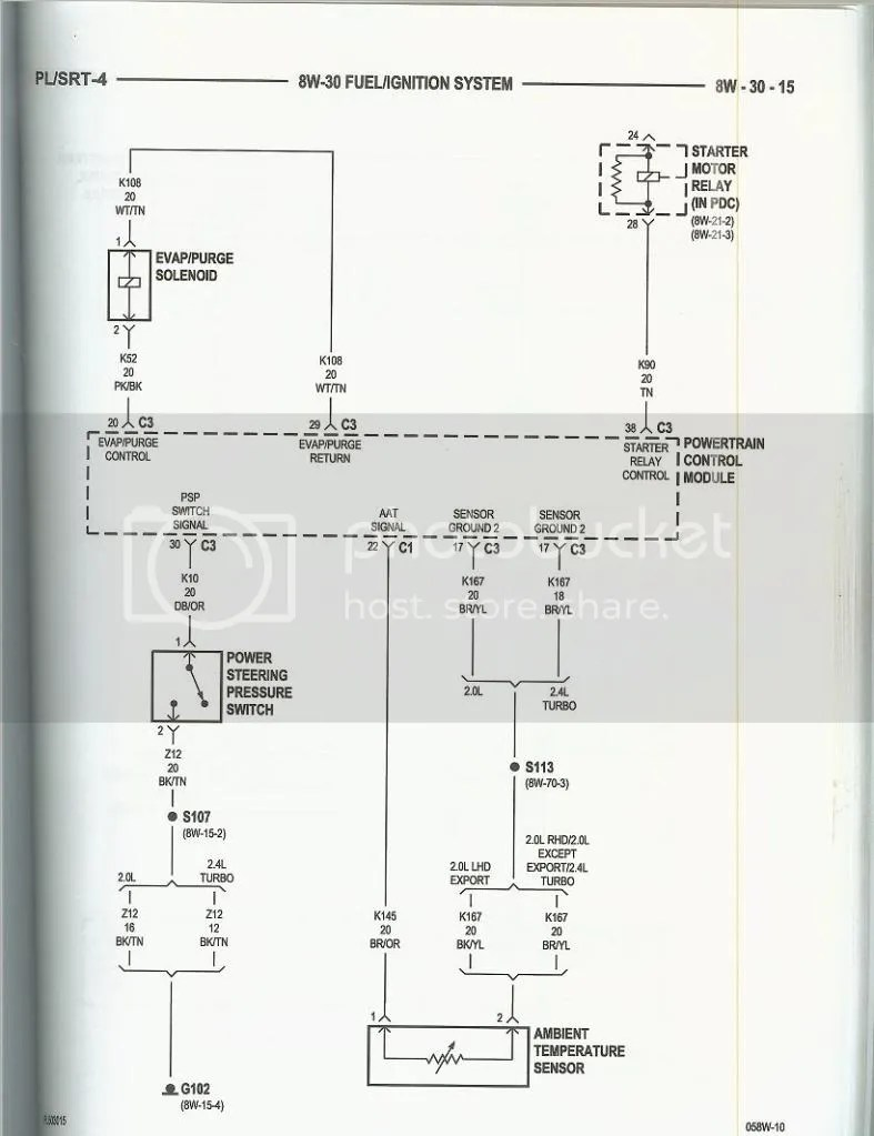 hight resolution of dodge srt 4 ignition circuit wiring diagram wiring library dodge speaker wiring diagram dodge srt 4 ignition circuit wiring diagram