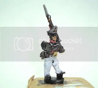 Sash & Saber 28mm Russian Infantryman