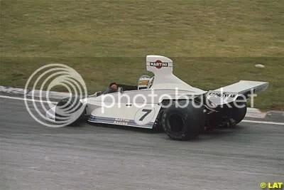 Reutemann racing a Brabham