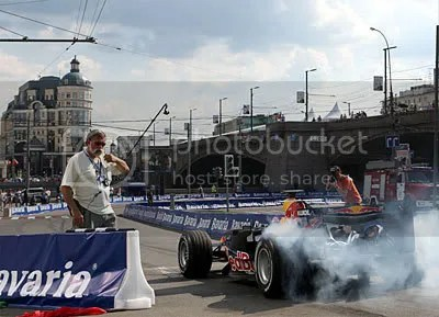 F1 Moscow