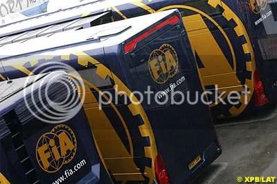 The FIA...in disarray
