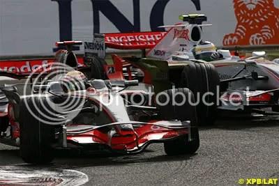 McLaren and Force India