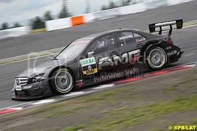 Former drivers like Mika Hakkinen have found some success in DTM