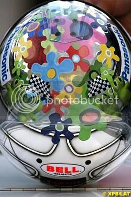 Jarno Trulli - Japanese GP - Random Colours