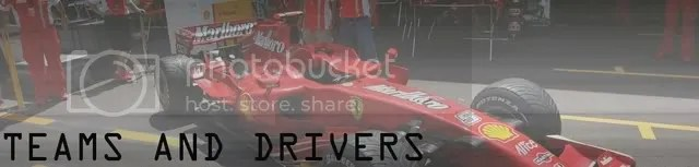 2008 Teams and Drivers, On F1Fanatics Blog