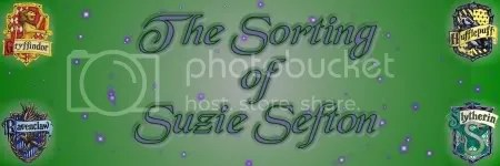 Sorting of Suzie Sefton banner