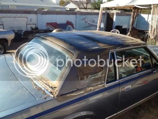 Lincoln Continental Mark VI Pucci