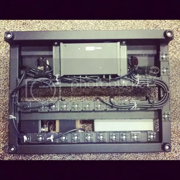 Show Me The Cleanest Wiring Underneath Your Pedaltrain The Gear Page