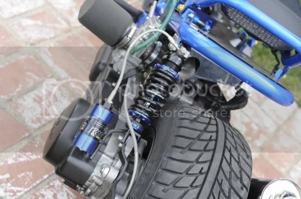 Longest Honda Ruckus Fat Tire - Year of Clean Water