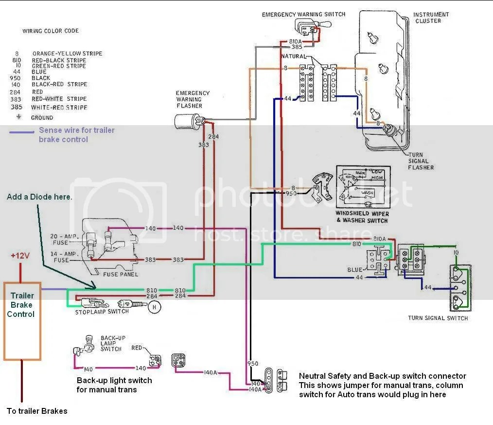 hight resolution of 7 pin trailer wiring issue the fordification com forums primus brake controller wiring diagram ford f