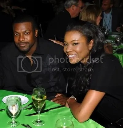 Gabrielle Union & Chris Tucker